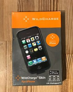 WILDCHARGE DESIGN FOR IPHONE 3G 3GS BRAND NEW!!!