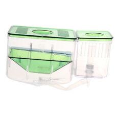 Breeding Box Total Transparent Plastic Container for Newborn Adult Fish