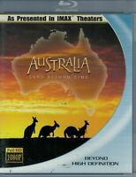 Australia - Land Beyond Time IMAX [Blu-ray] [Blu-ray]