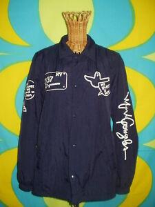 Mark Gonzales art coach nylon  jacket  Japan only! Gonz / Krooked skateboard
