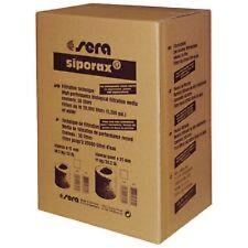 Sera Siporax Pond 25 mm Sinterglas 50L Bio Filtermedium Teich Biofilter Koiteich