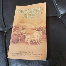 Bhagavad-Gita As It Is by A. C. Bhaktivedanta Prabhupada (Paperback)