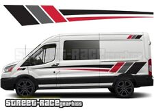 Ford Transit Motorhome Campervan 001 graphics stickers decals vinyl LWB