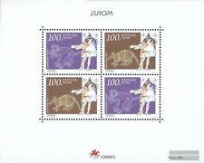 Azores (Portugal) Bloque 14 (completa edición) nuevo con goma original 1994 desc
