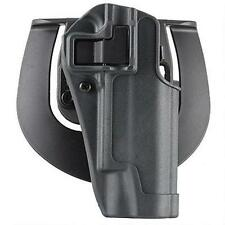BLACKHAWK! SERPA Sportster Holster GLOCK 26 27 & 33 Right Hand Gunmetal Gray