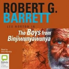 Robert G. BARRETT / The BOYS from BINJIWUNYAWUNYA       [ Audiobook ]