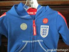 NWT/George Baby Infant Boys 2 Pc.Set/0-3 Mos/OFFICIAL ENGLAND/Blue/Jacket Pants!