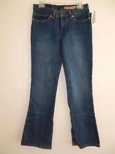 New Junior's Volcom Boot Cut Jeans (Dark Stone Wash) Size 3 NWT
