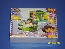 Dora Boden-Puzzle beidseitig bedruckt 42 Teile ab 5 J.