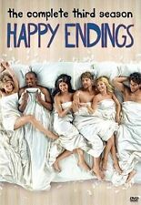 Happy Endings: Season 3 (3 Discs 2013) - Zachary Knighton, Elisha Cuthbert