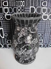 Deko Mosaik Windlichthalter Kerzenständer Teelicht Halter Glas Neu.