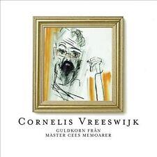 Guldkorn från Mäster Cees Memoarer by Cornelis Vreeswijk (CD, Mar-2005, Ais)