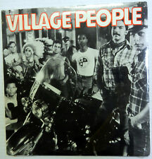 VILLAGE PEOPLE LP s/t SEALED DISCO LP Casablanca 1977 R&B Soul GAY interest