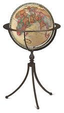 "Replogle Marin World Globe 16"" Antique Ocean. Brand New!"