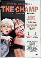 The Champ (1979) DVD R0 - Jon Voight, Faye Dunaway, Family Sport Drama