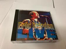Eric Burdon (CD Album) Live-Receiver-RRCD 220-UK-1996- V NR MINT ALL ROUND