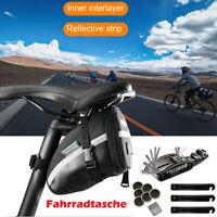 Topeak Aero Wedge Pack Satteltasche Fahrradtasche MTB Werkzeugtasche Sitztasche