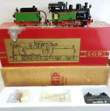 LGB G-SCALE LIVE STEAM  LOC-FRANK S. 2901 with display box and shipping box rare