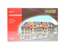 Faller H0 130430, 6 Reliefhäuser, neu, OVP