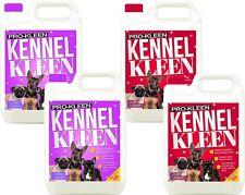 Pro-Kleen Kennel Kleen 4 X 5 Litres Chicken Coop Pet Odour Remover Deodoriser
