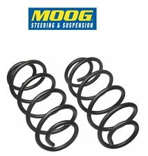 Moog Set of Rear Coil Springs New VW Volkswagen Jetta Golf 81055