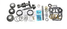 GM Chevy Muncie 4 Speed M20 Gear Set,Rebuild Kit,Sliders & More 2.52 Wide Ratio