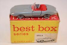 Bestbox Best Box 2513 Jaguar E Type near mint in box very scarce colour grey