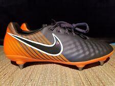 Nike Magista Obra 2 Elite ACC Soccer Cleats Orange Grey AH7404-081 Size 6