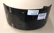 Hino  FL1J  FL8J FM1A FS1K  RK250 RN8J Front Brake Shoe Bare Ref  S4601-E0040