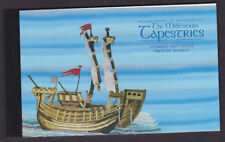 Guernsey 1998 Mint MNH Prestige Booklet The Millennium Tapestries Sailing Ship
