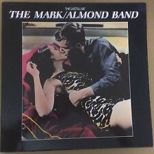 Mark/Almond Band – The Last & Live, LINE 6.28538 DX, Ger 1981, 2 LPs MINT/NM