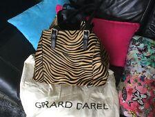 Sac Gérard Darel simple bag cuir zébré Neuf valeur 650 Euros !!❤️