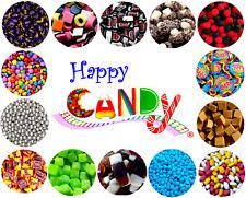 200g Caja De Dulces Retro Pick n Mix & dulces tradicionales de más de 200 Sabores