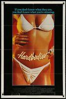 HARDBODIES Sexy 80's! ORIGINAL 1984 1 SHEET MOVIE POSTER 27 x 41