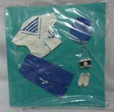 Vintage SKIPPER Outfit Clothes New Old Store Stock Hong Kong Sailor