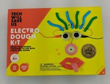 Tech Will Save Us: Electro Dough Kit Educational Stem Toy Home School New (C5)