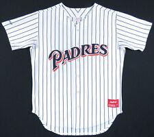 Vintage 80s 90s San Diego Padres Rawlings Sewn MLB Baseball Jersey 44