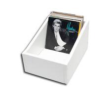 Single Wood Box weiß - Holzbox 7inch 2. Wahl