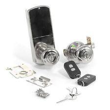 WIRELESS RF Remote Controlled Door Lock DOOR KNOB- SN