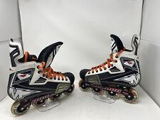 Mission 10X Roller Hockey inline Skates US Men's 10E