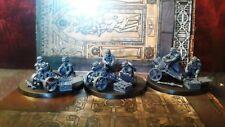 Death Korps of Krieg Mortar Team 2 primed pack Warhammer 40k