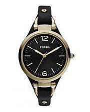 Fossil Armbanduhren aus Edelstahl für Damen