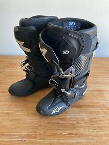 Alpinestars Tech 10 Mx Boots /9US/ Black