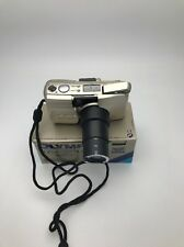 Olympus µ mju  35mm Compact Film Camera with 38-105mm Lens Zoom 105 Weather