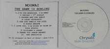Mogwai  The Hawk is Howling  U.S. promo cd  -Rare!