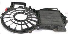 Audi a6 4f 2.0tdi lüfterzarge radiador ventiladores aire acondicionado 4f0959501f-sin ventilador!