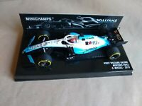 Minichamps F1 1:43rd Williams Mercedes FW42 - George Russell - 2019 Grand Prix