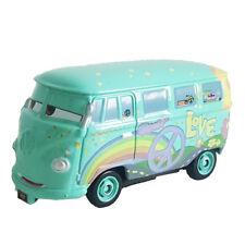 Takara Tomica Disney Pixar Cars C-14 Fillmore Volkswagen AG Bus Kids Diecast Toy