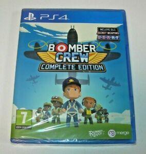 Bomber Crew Complete Edition PS4 edición española precintado