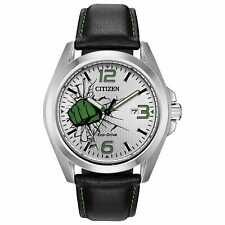 Citizen Hulk Marvel AW1431-24W Eco Drive Men Watch Original Limited Edition